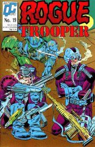 Rogue Trooper #19 [US] (1987)