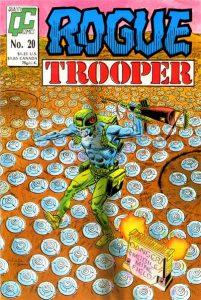 Rogue Trooper #20 [US] (1987)