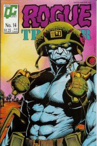 Rogue Trooper #14 (1987)