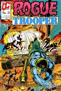 Rogue Trooper #21 [UK] (1987)