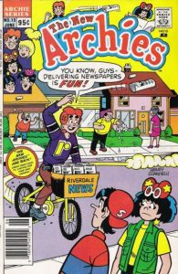 The New Archies #15 (1987)