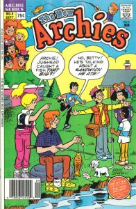 The New Archies #8 (1987)