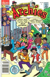 The New Archies #17 (1987)