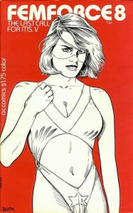 FemForce #8 (1987)
