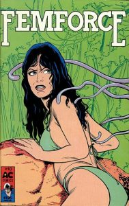 FemForce #10 (1987)