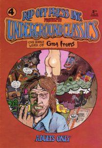 Underground Classics #4 (1987)