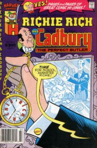 Richie Rich and [...] #4 (1987)