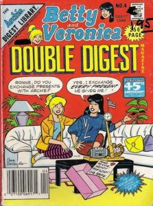 Betty and Veronica Double Digest Magazine #4 (1987)