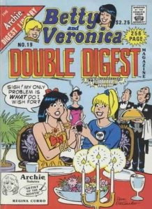 Betty and Veronica Double Digest Magazine #19 (1987)
