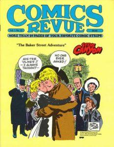 Comics Revue #21 (1987)