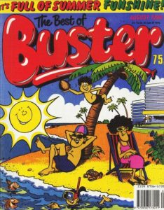 The Best of Buster Monthly #[August 1990] (1987)