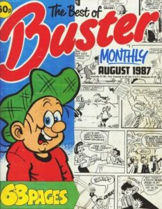 The Best of Buster Monthly #[August 1987] (1987)