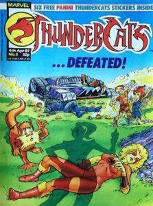 ThunderCats #3 (1987)