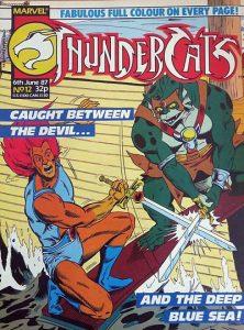 ThunderCats #12 (1987)