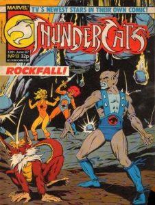 ThunderCats #13 (1987)