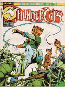 ThunderCats #14 (1987)