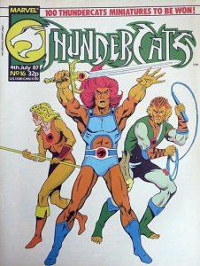 ThunderCats #16 (1987)
