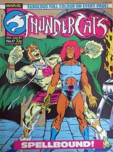 ThunderCats #17 (1987)