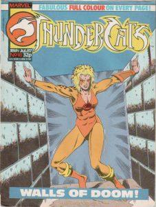 ThunderCats #18 (1987)