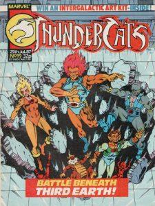 ThunderCats #19 (1987)