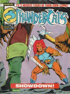 ThunderCats #20 (1987)