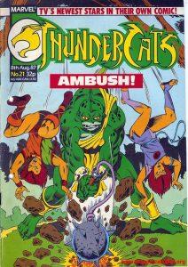 ThunderCats #21 (1987)