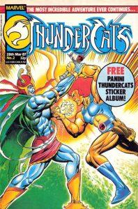 ThunderCats #2 (1987)