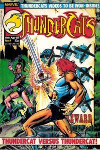 ThunderCats #4 (1987)