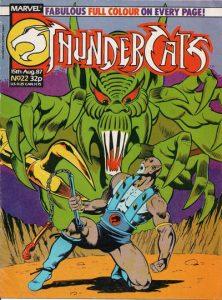 ThunderCats #22 (1987)