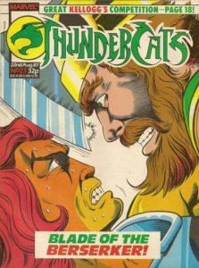 ThunderCats #23 (1987)