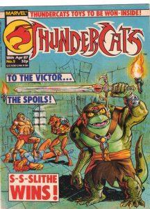 ThunderCats #5 (1987)