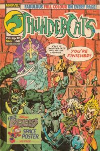 ThunderCats #6 (1987)