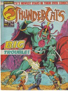 ThunderCats #7 (1987)