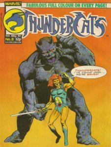 ThunderCats #8 (1987)