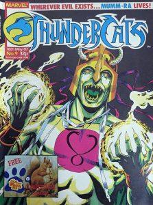 ThunderCats #9 (1987)