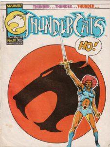 ThunderCats #10 (1987)