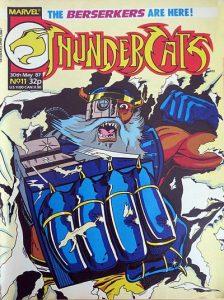 ThunderCats #11 (1987)