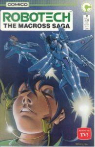 Robotech: The Macross Saga #17 (1987)