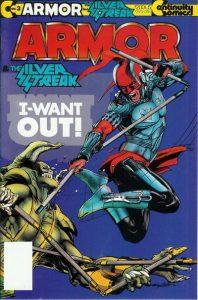 Armor #3 (1987)