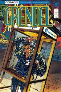 Grendel #5 (1987)