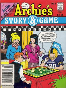 Archie's Story & Game Digest Magazine #2 (1987)