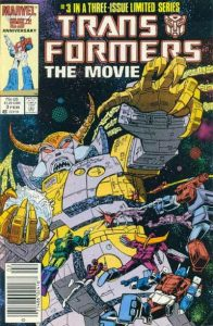 Transformers: The Movie #3 (1987)