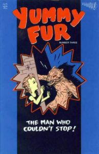 Yummy Fur #3 (1987)