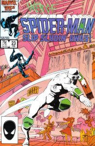 Web of Spider-Man #23 (1987)