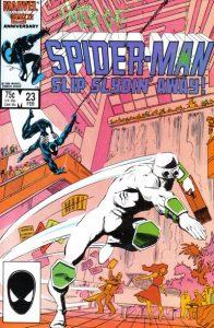 Web of Spider-Man #23 (1987)