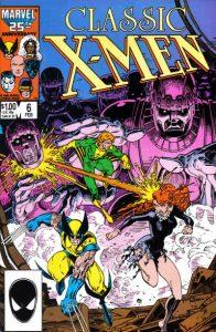 Classic X-Men #6 (1987)