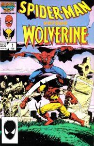 Spider-Man vs. Wolverine #1 (1987)