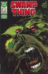 Swamp Thing #61 (1987)