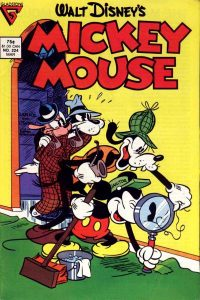 Mickey Mouse #224 (1987)