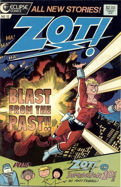 Zot! #12 (1987)